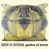 Mirror of Deception / Garden of Worm Split LP