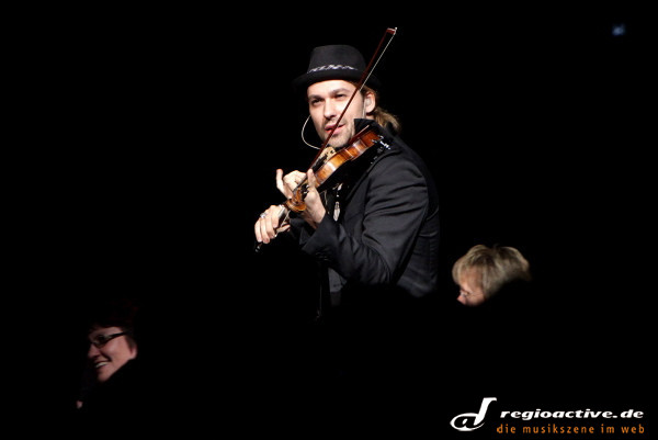 David Garrett (live in Mannheim, 2010)
